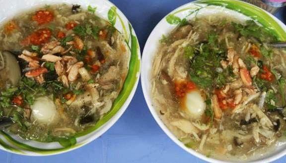 Súp Cua Trang