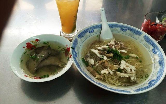 Hồng Ký - Mì Chú Lương