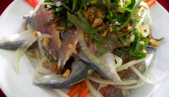 Gỏi Cá Tân Hương - Trường Sa