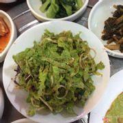 Salad kim chi chua chua ngọt ngọt