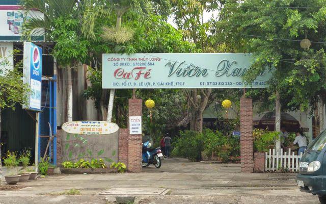 Vườn Xanh Cafe