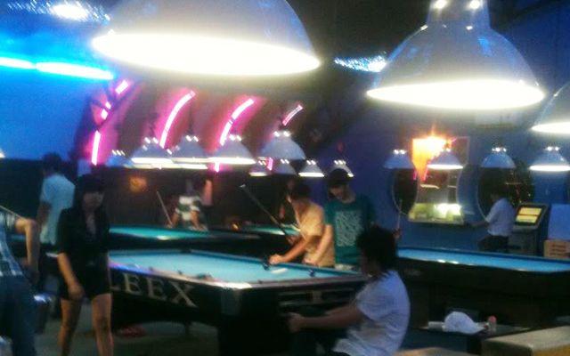 CLB Billiards Sinh Đôi