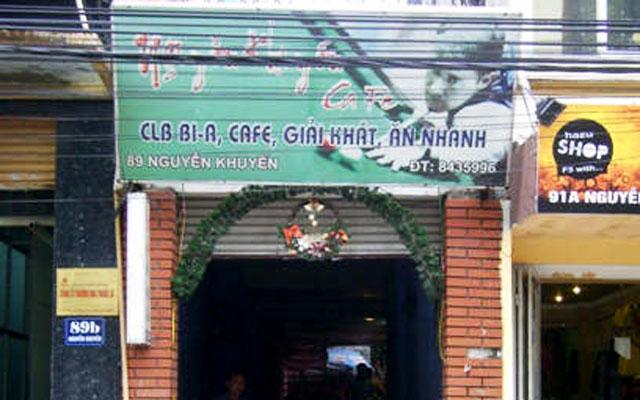 Nguyễn Khuyến Cafe