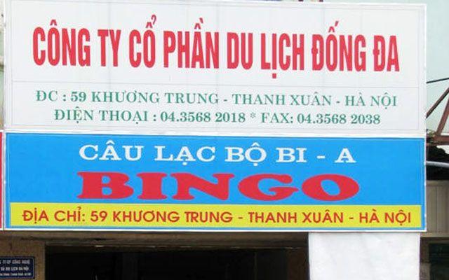 Bingo Billiards Club - Khương Trung