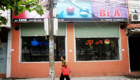 Billiards Cafe - Nguyễn Trãi