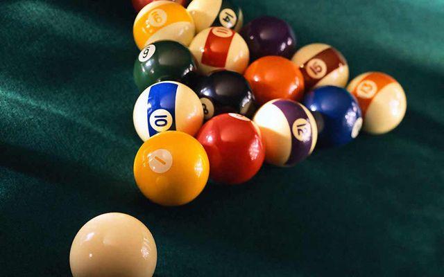 CLB Billiards 140