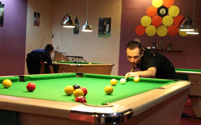 CLB Billiards 97
