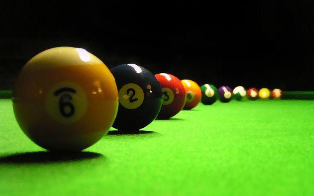 CLB Billiards Khanh