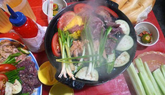 Bò Nướng Xuân Xuân - 47 Mã Mây