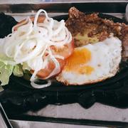 Beefsteak opla