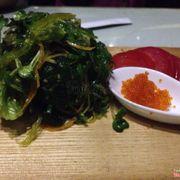 Salat rong biển trứng tôm