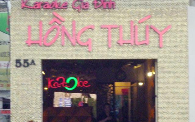 Karaoke Hồng Thúy - Phan Đăng Lưu