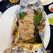 Lườn cá ngừ nướng giấy bạc