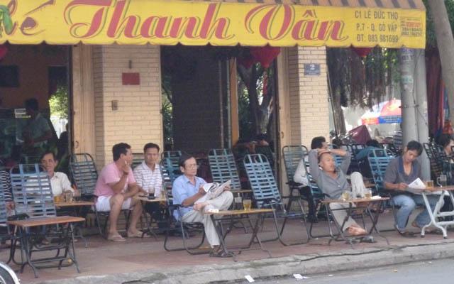 Thanh Vân Cafe - Lê Đức Thọ