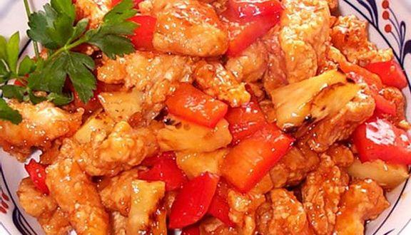 Đài Nguyên Quán - Món Ăn Trung Hoa