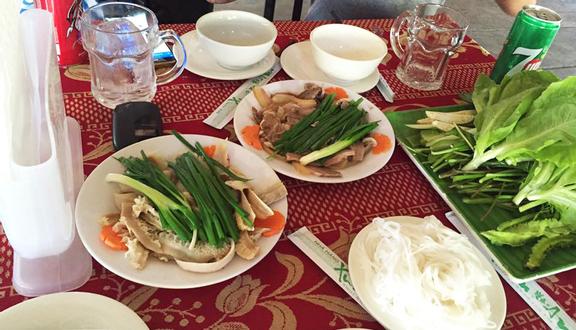 Bò Tơ Xuân Anh - Củ Chi