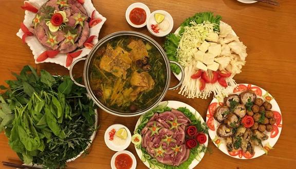 Sơn Trang - Cá Sông Đà & Gà Ri