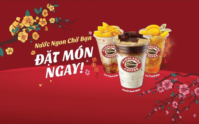 Highlands Coffee - Tân Hoàng Mão VT