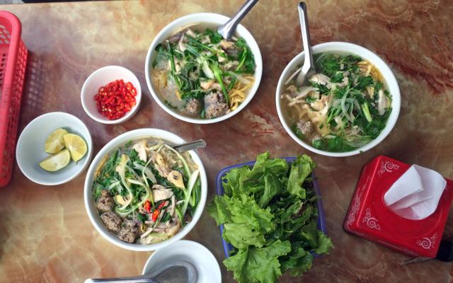 Quán Ngon Hà Nội - Bún Thang & Phở Gà