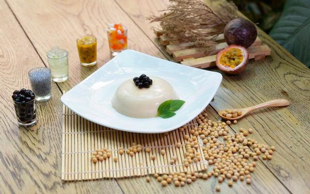 Pudding Đậu Đậu - Bánh Pudding Đậu Nành - Shop Online