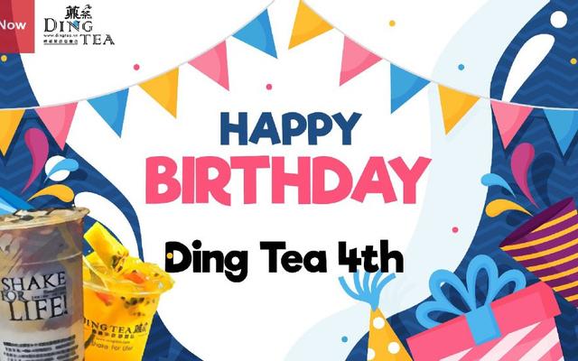 Ding Tea - Trà Sữa Đài Loan - Bà Triệu