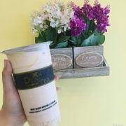 Trà sữa thạch dừa + pudding