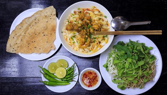 Mì Quảng Nôm - Phố Quảng Quán