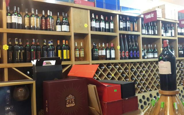 Phương Thủy - Shop Rượu Vang