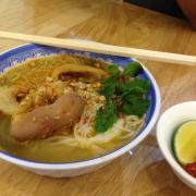 Mỳ Quảng Phan Thiết thơm ngon béo ngậy