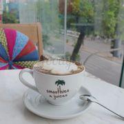 Cappuccino ngày gió lạnh