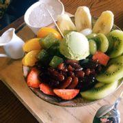 kem hoa quả tươi