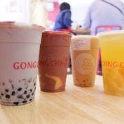 """5' quảng cáo """" Gong Cha"""""""