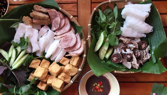Bún Đậu Tre - Đồng Đen