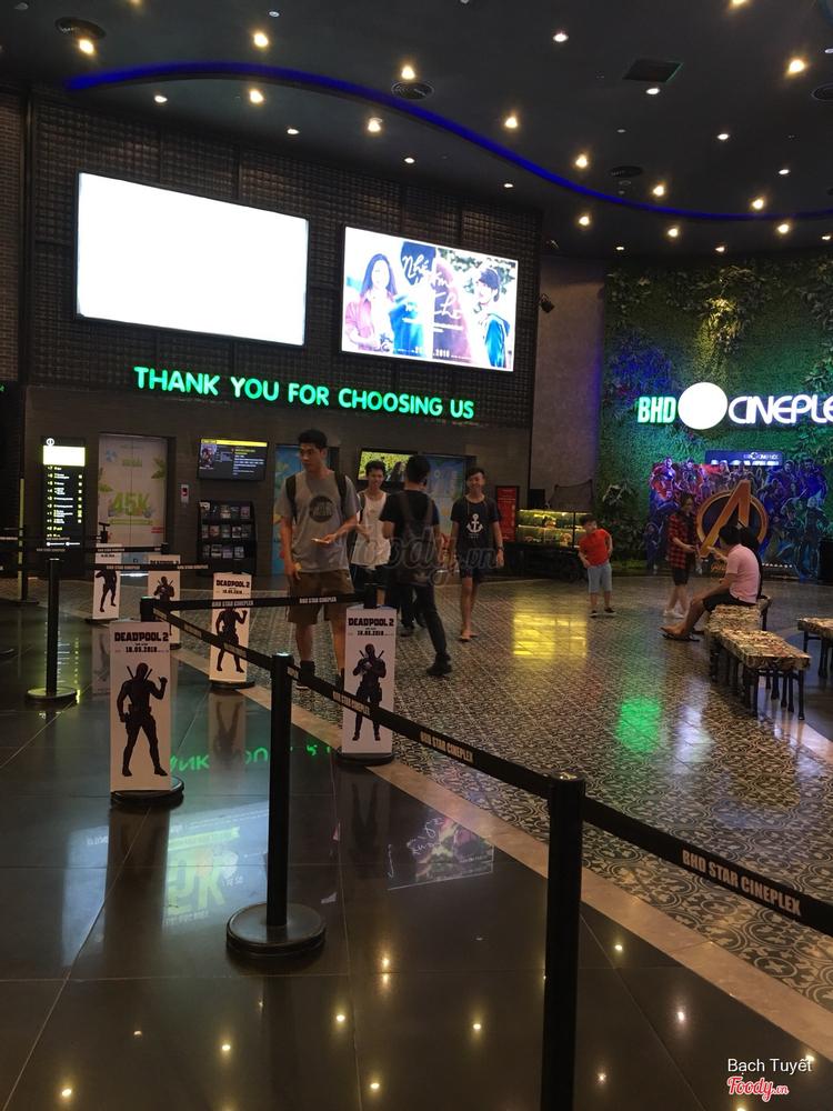 BHD Star Cineplex - Vincom Center Phạm Ngọc Thạch ở Hà Nội