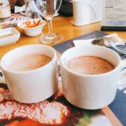 Hot chocolate & chocolate milk, khác nhau lượng sữa