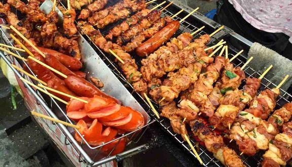 Thịt Xiên Nướng - Xuân Thủy