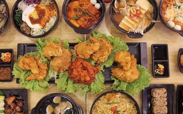 I.Korea.U - Ẩm Thực Hàn Quốc