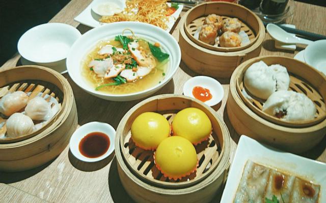 Dim Sum Corner - Ẩm Thực Hongkong
