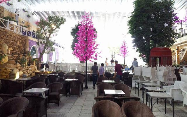 Đà Lạt Phố Cafe - Hồng Bàng