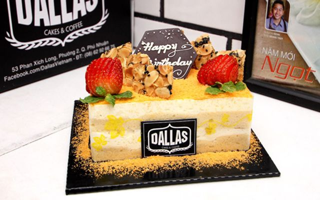 Dallas Cakes & Coffee - Hậu Giang