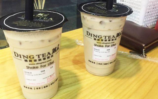 Ding Tea - Đinh Tiên Hoàng