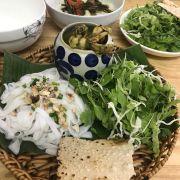 Mì Quảng ếch