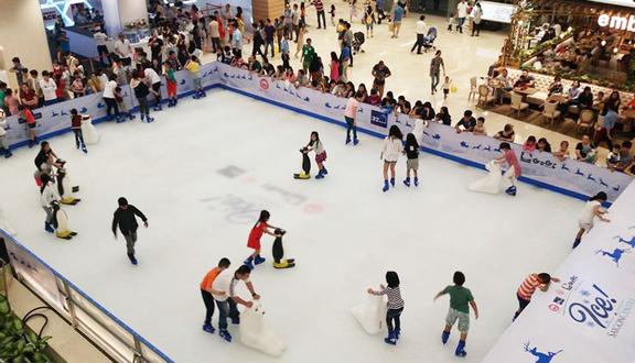 Ice - Khu Trượt Băng - Saigon Centre
