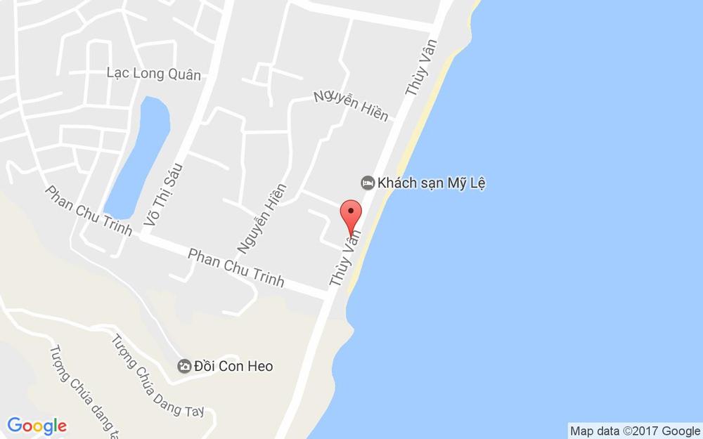 Vị trí bản đồ Hoàng Minh Hotel ở Vũng Tàu