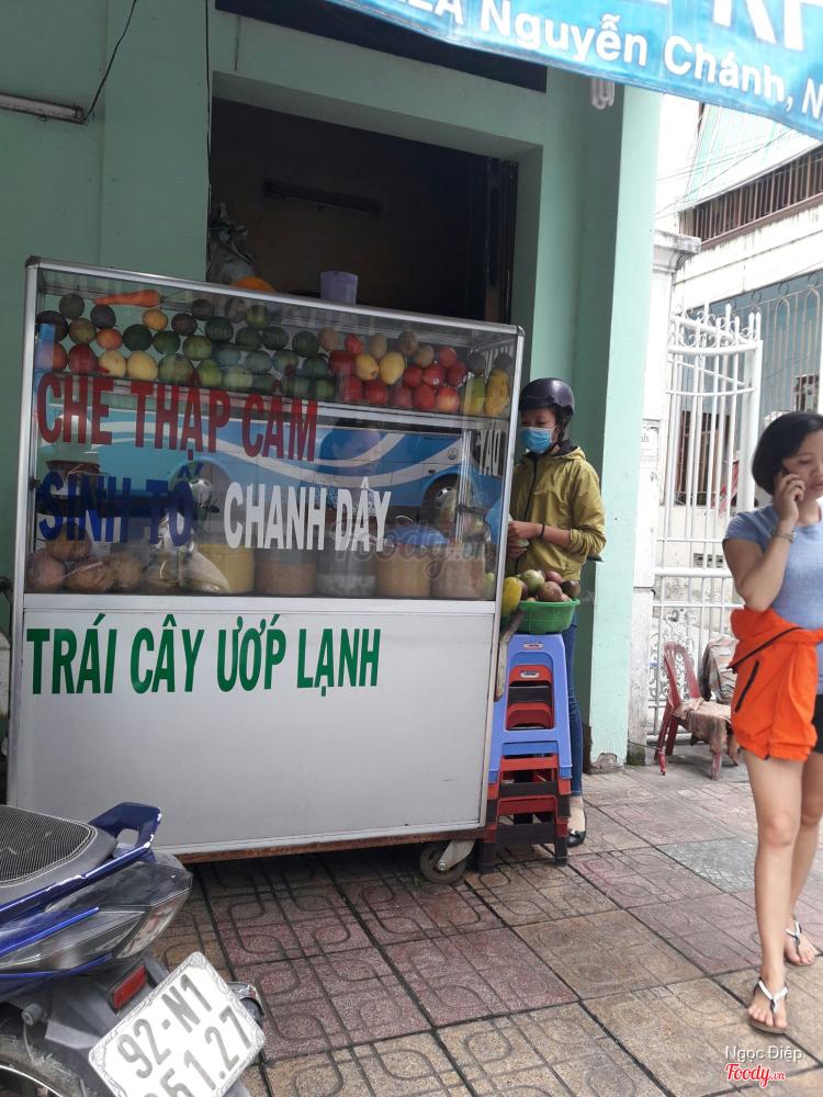 Chè Cô Tịnh ở Khánh Hoà