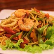 Mì ý Thái hải sản