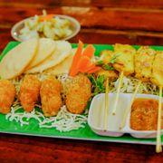 Combo Thái ăn vặt