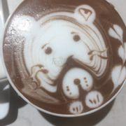 Hot chocolate siêu dễ thương