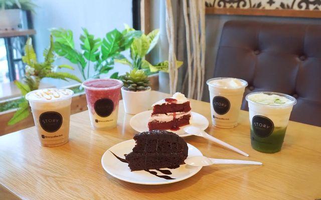 Story Coffee - Đường 3 Tháng 2