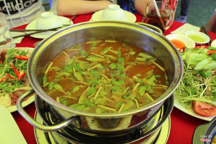 Cù Lao Xanh Resort ở Khánh Hoà